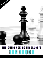 the guidance counsellors handbook by denise fyffe book cover