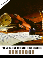 the jamaican guidance counsellors handbook by denise fyffe book cover