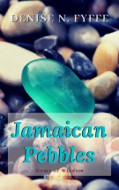 Jamaican Pebbles - Poetry Bookcover 2021