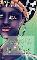 Recount Jamaica - Poetry Bookcover 2021